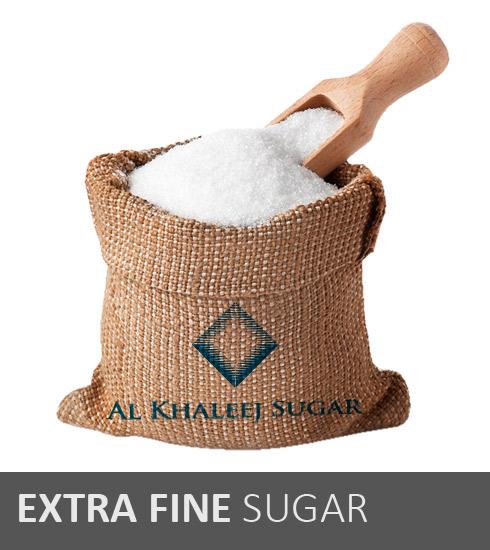 السكر شديد النعومة