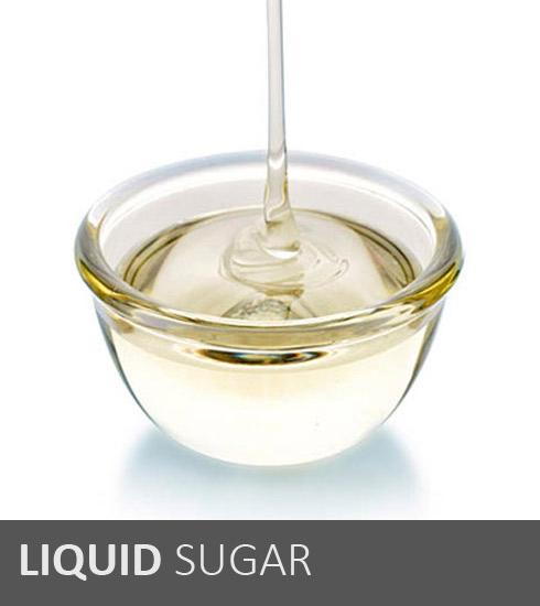 محلول السكر
